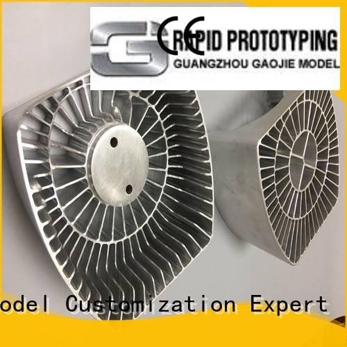 metal rapid prototyping services talkie Gaojie Model Brand