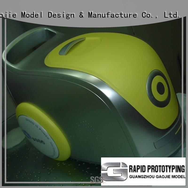 Quality plastic prototype service Gaojie Model Brand high Plastic Prototypes