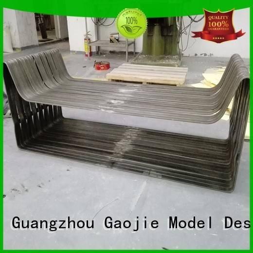 metal rapid prototyping practical high OEM Metal Prototypes Gaojie Model