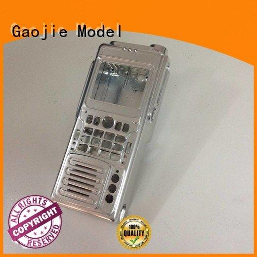 communications aluminum quality Metal Prototypes Gaojie Model
