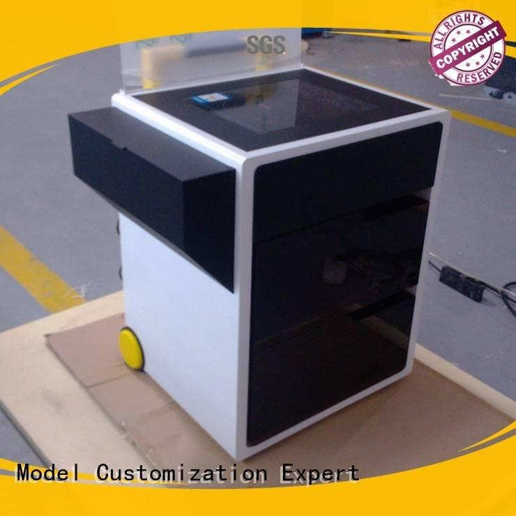 Gaojie Model plastic prototype service electric reader quality