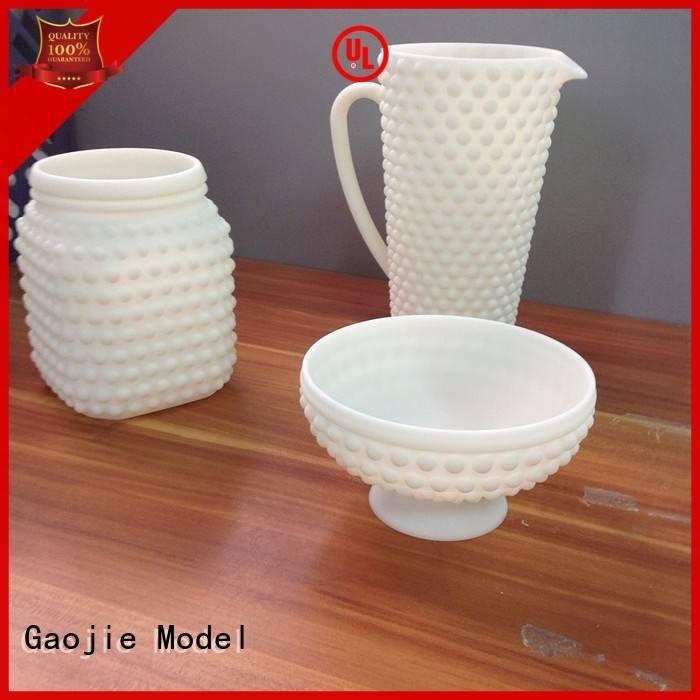 Gaojie Model Brand toys 3d printing prototype service modeling fabrication