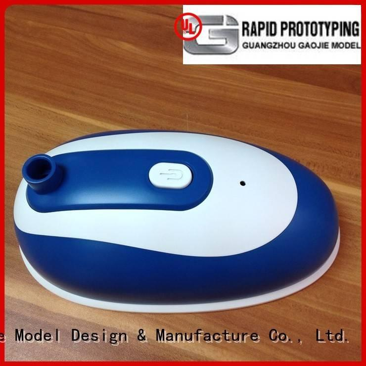 quality molding Gaojie Model Plastic Prototypes