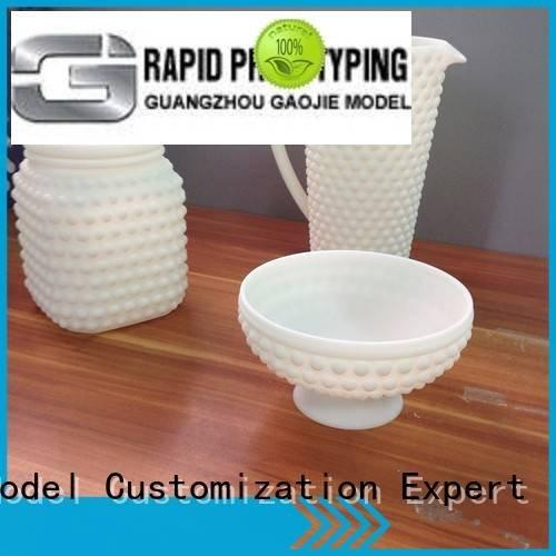 famous resin Gaojie Model 3d printing prototype service