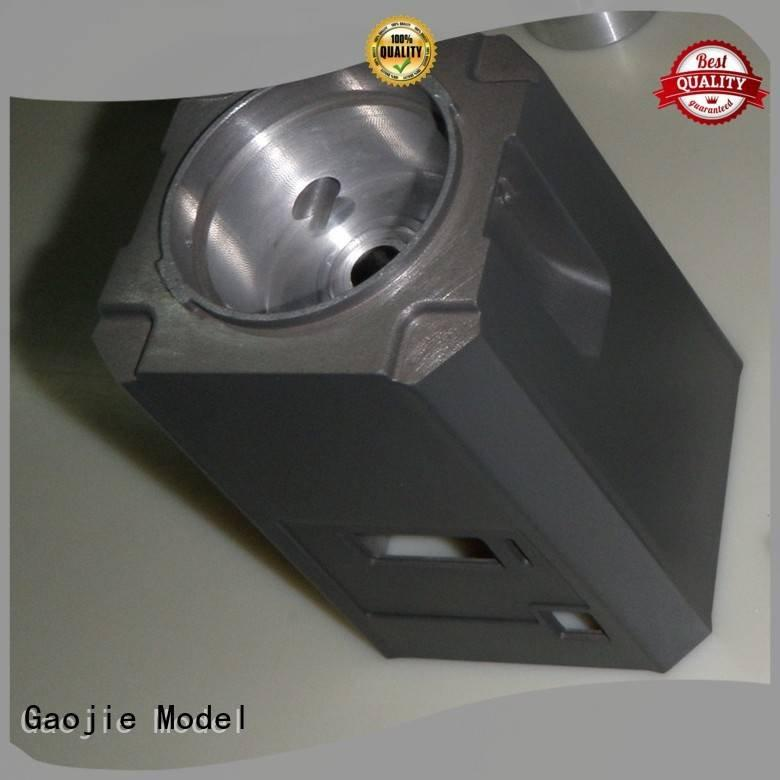 metal controller services tooling Gaojie Model Metal Prototypes