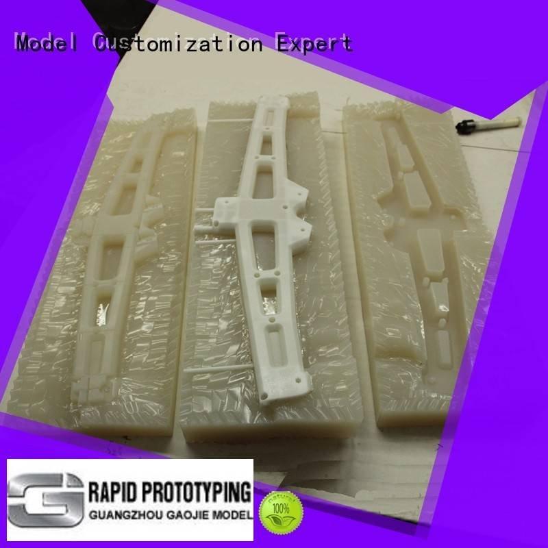 Custom batch vacuum casting white rapid prototyping companies