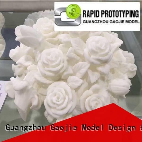 3d printing prototype service industrial 3d printing companies Gaojie Model