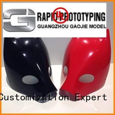 Gaojie Model 3d printing companies rapid modeling sintering characters