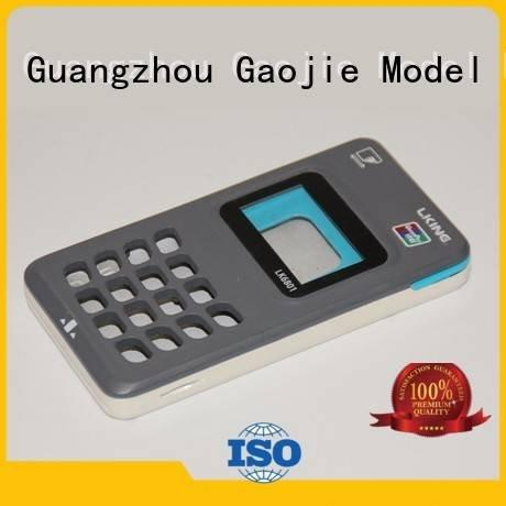 plastic prototype service prototyping prototype household Gaojie Model