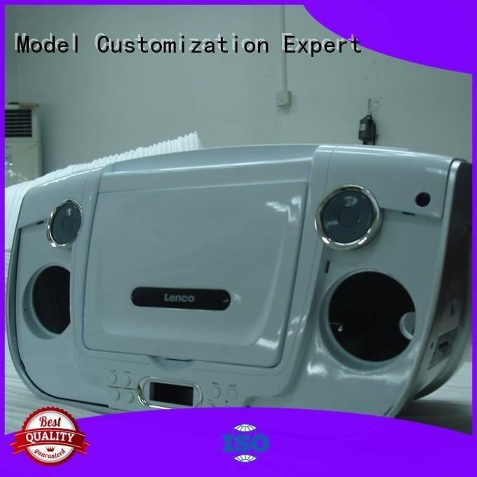 Quality plastic prototype service Gaojie Model Brand abs Plastic Prototypes