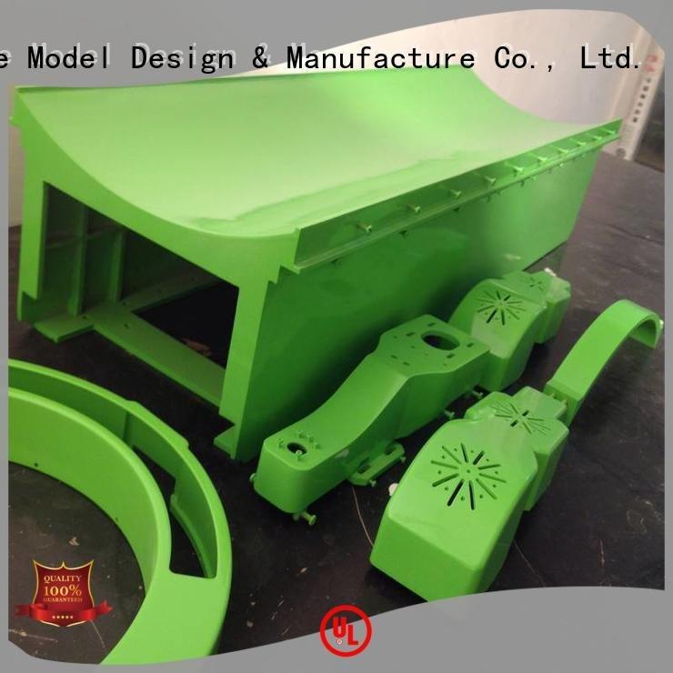 cnc plastic machining machining custom plastic fabrication Gaojie Model Brand