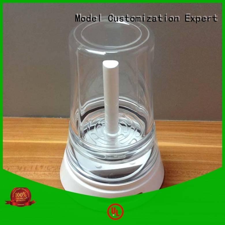 good Transparent Prototypes Gaojie Model 3d print transparent plastic