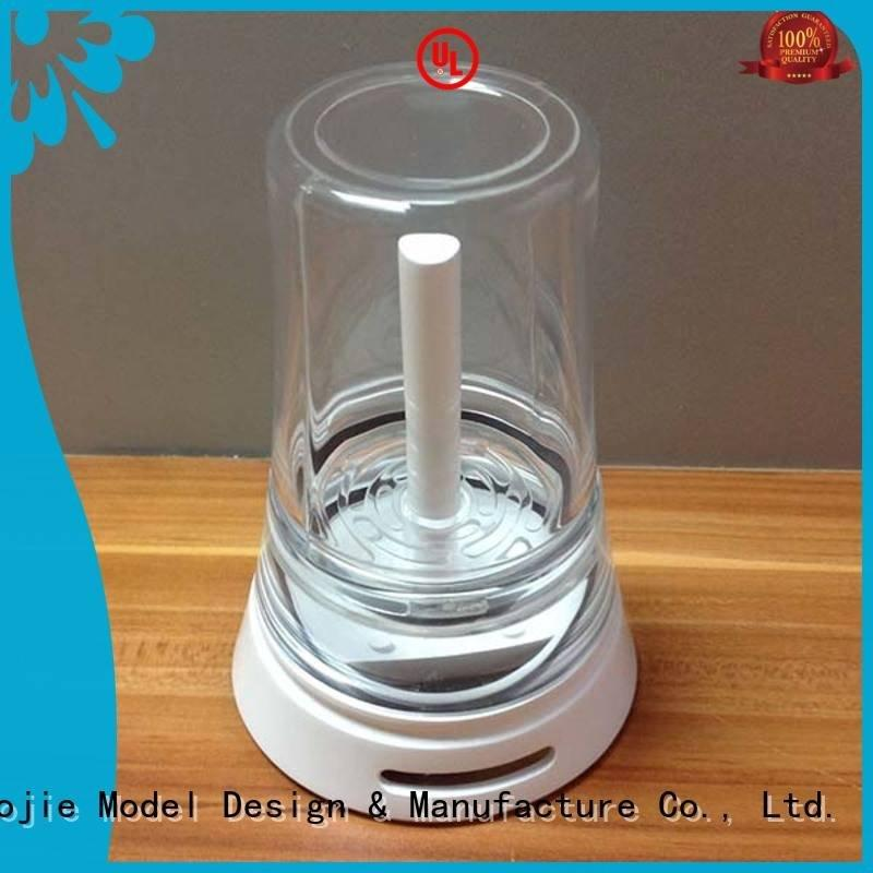 3d print transparent plastic acrylic Transparent Prototypes Gaojie Model Brand