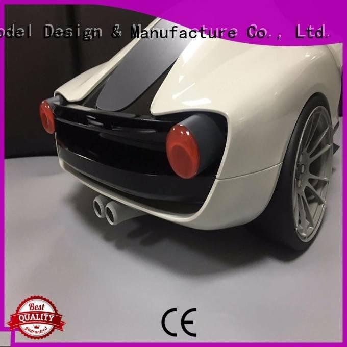 prototype car Gaojie Model custom plastic fabrication
