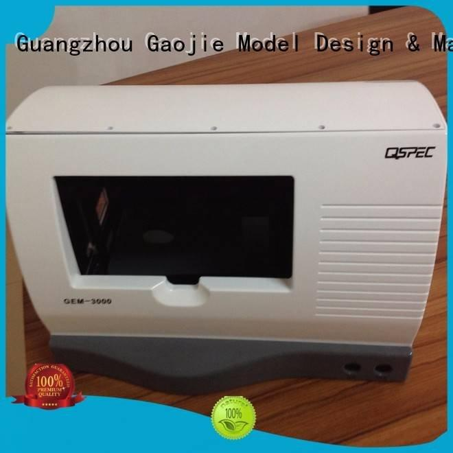 Hot cnc plastic machining graduate shell precision Gaojie Model Brand