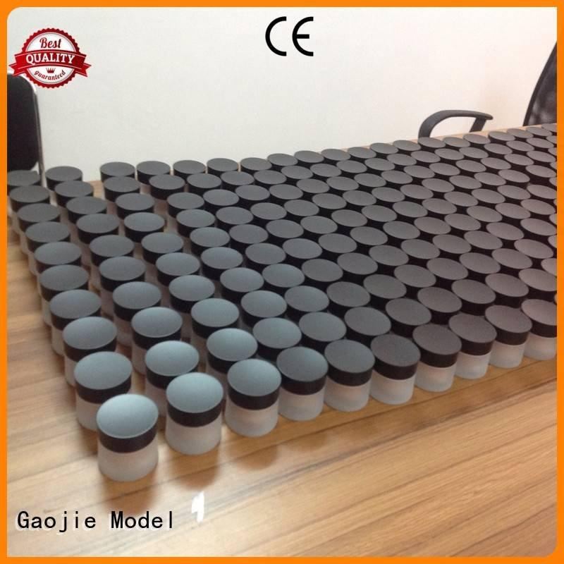 Gaojie Model Brand volume tooling customized vacuum casting