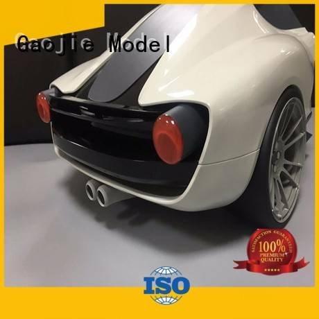 cnc plastic machining solar car custom plastic fabrication Gaojie Model Warranty