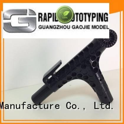Quality metal rapid prototyping Gaojie Model Brand custom Metal Prototypes
