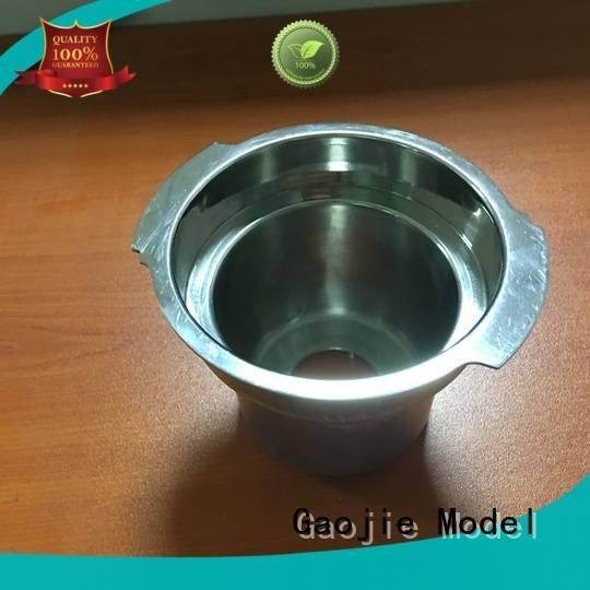 steel tooling walkie Gaojie Model Metal Prototypes
