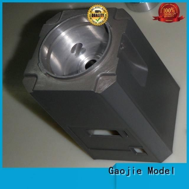 Gaojie Model Brand shaping modeling 3d Metal Prototypes models