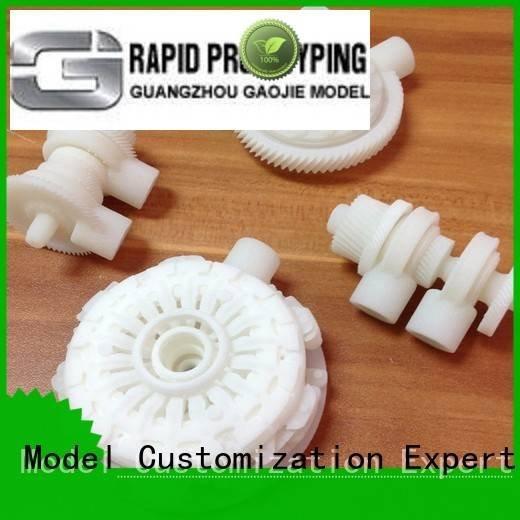 3d printing prototype service crown 3d printing companies Gaojie Model