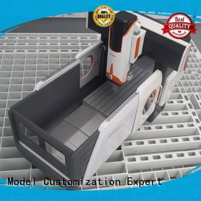 parts case Gaojie Model Plastic Prototypes