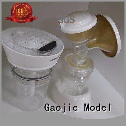 Gaojie Model 3d print transparent plastic quality bottles abs large
