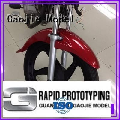 steel design stainless Gaojie Model metal rapid prototyping