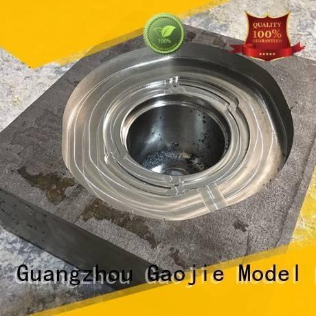 model best Gaojie Model Metal Prototypes