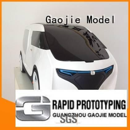 household custom plastic fabrication Gaojie Model cnc plastic machining