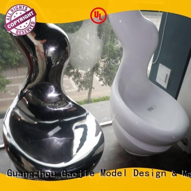 3d printing prototype service building Gaojie Model Brand 3d printing companies