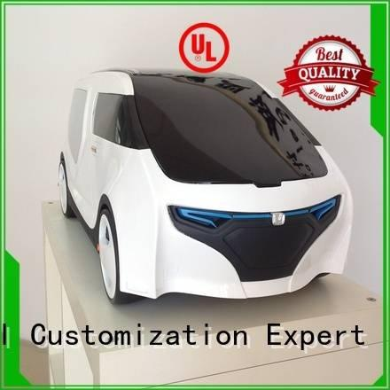 Gaojie Model qualified medical custom plastic fabrication energy prototype