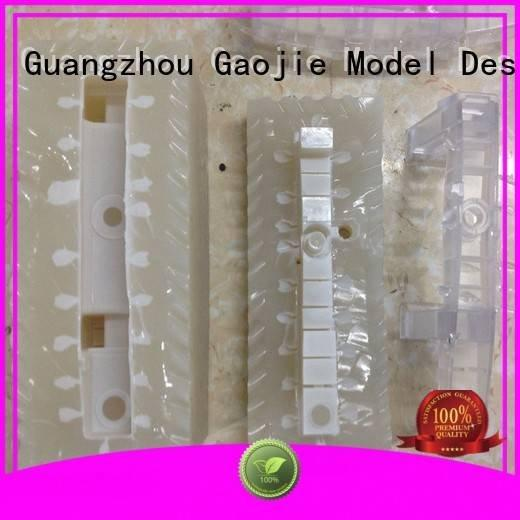 rapid prototyping companies low industrial mould transparent Gaojie Model