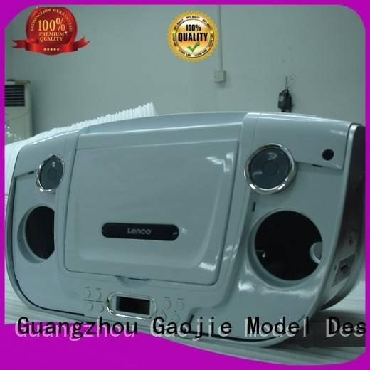 Gaojie Model Brand model motorcycle works plastic prototype service