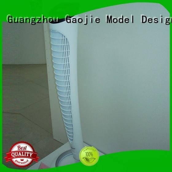 fan demand Gaojie Model Plastic Prototypes