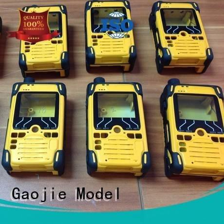 rapid prototyping companies of vacuum casting prototyping Gaojie Model