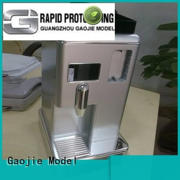 cnc plastic machining dispenser custom plastic fabrication Gaojie Model
