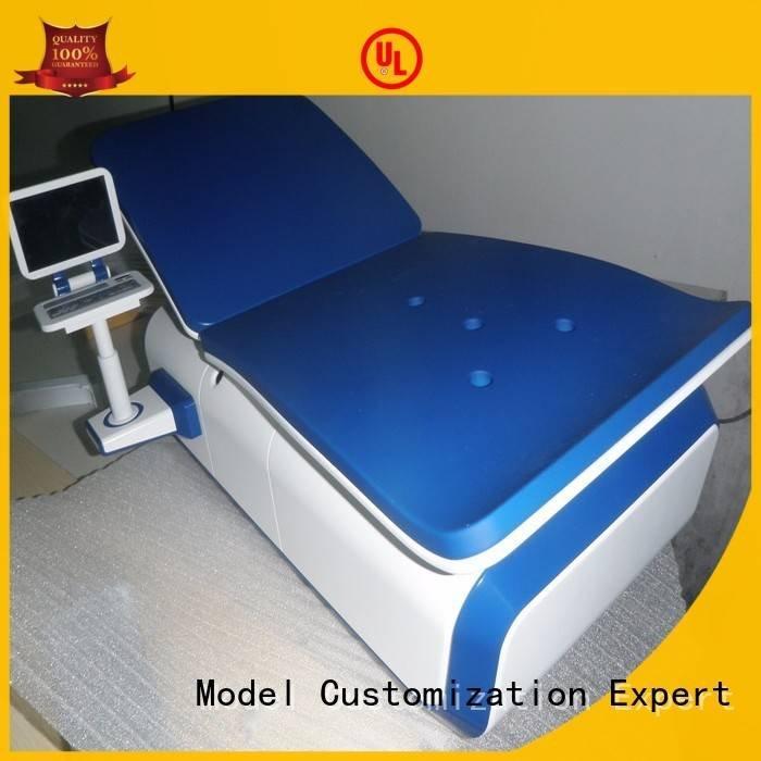 cnc plastic machining advance electric toilet Gaojie Model