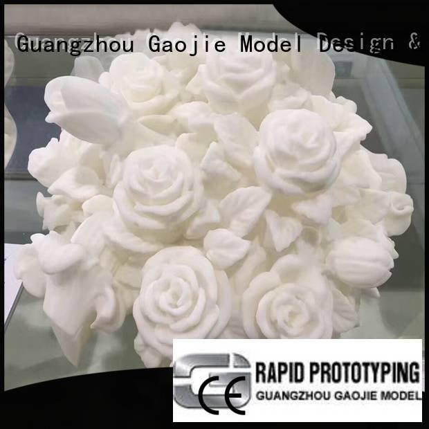 Gaojie Model Brand prototyoe 3d printing prototype service plastic industrial