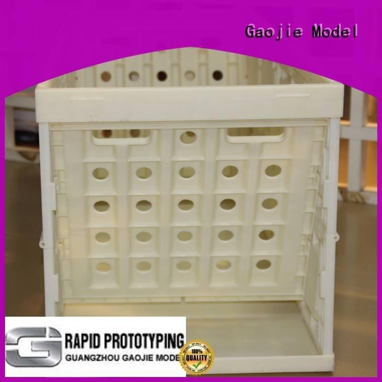 making machine Gaojie Model Plastic Prototypes