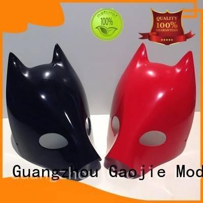 Custom 3d printing companies electroplating solution popular Gaojie Model