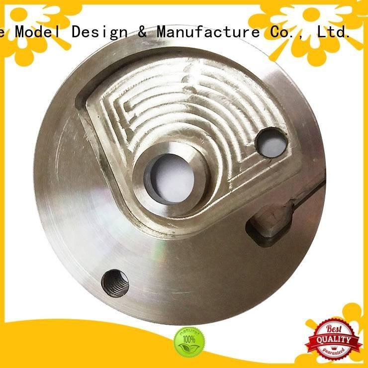 metal rapid prototyping talkie radiator OEM Metal Prototypes Gaojie Model