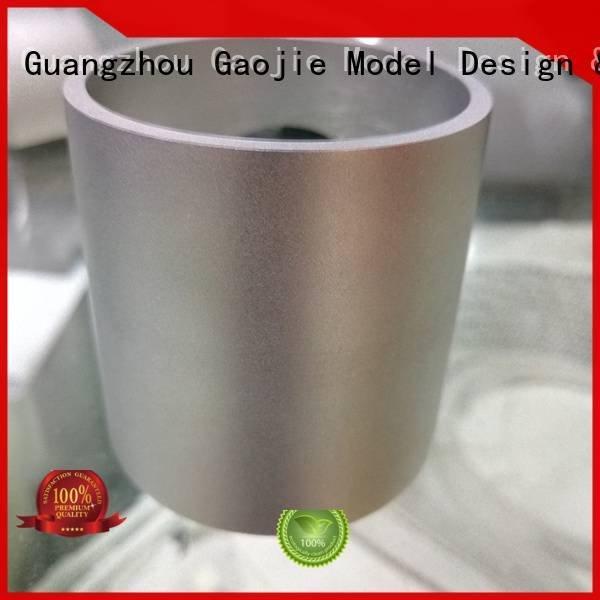 metal rapid prototyping strong steel Metal Prototypes Gaojie Model Brand