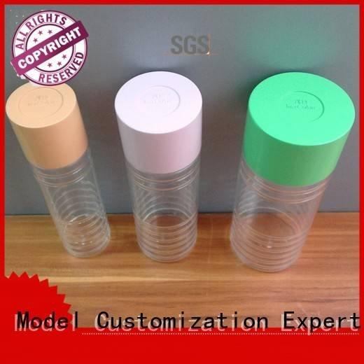 Gaojie Model Brand glass cases rapid Transparent Prototypes
