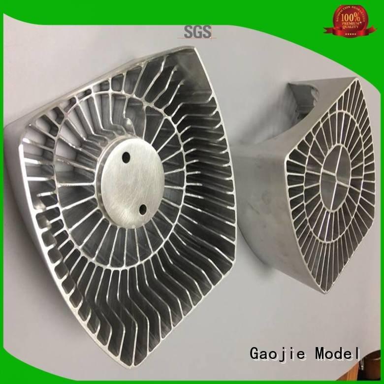 metal rapid prototyping customized plastic Metal Prototypes Gaojie Model Warranty