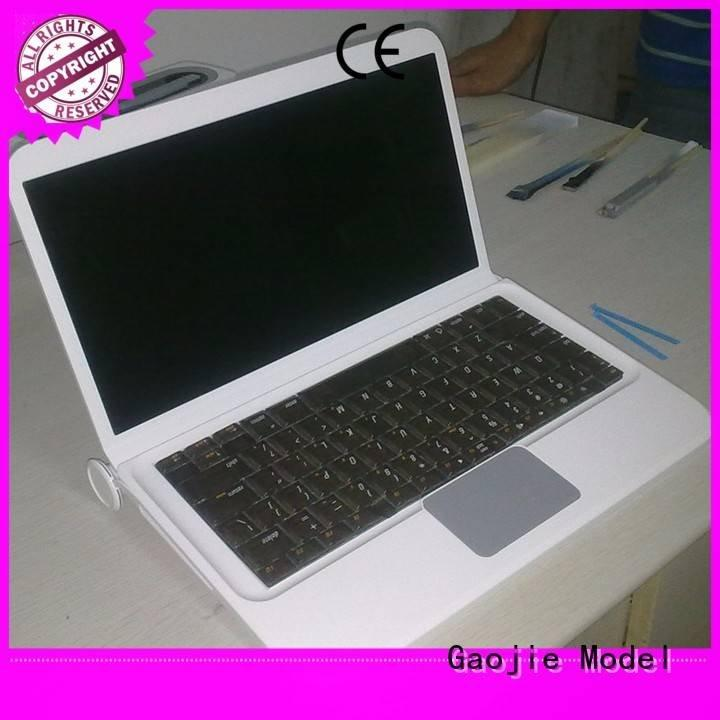 Wholesale notebook provider Plastic Prototypes Gaojie Model Brand