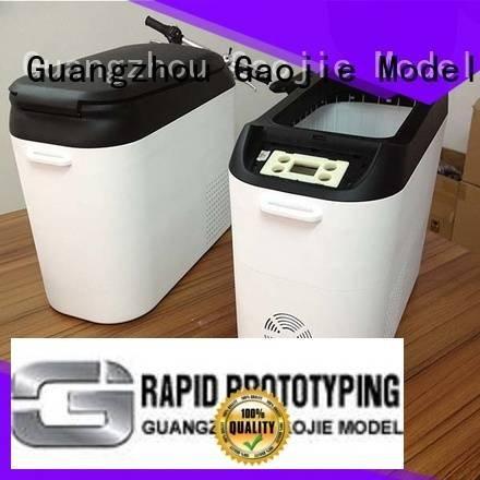 provider job Gaojie Model plastic prototype service