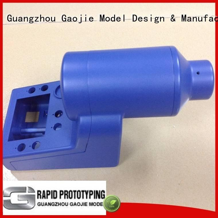 products machining Gaojie Model cnc plastic machining