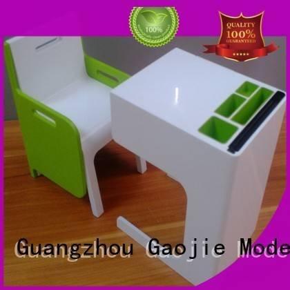 Hot plastic prototype service advance office rapid Gaojie Model Brand