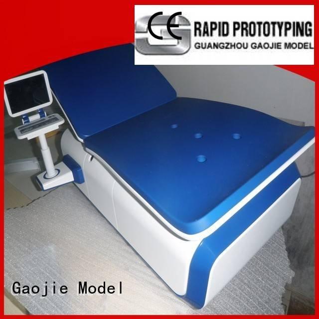 cnc plastic machining genuine housing Gaojie Model Brand